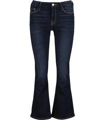 le crop mini boot cabana denim jeans