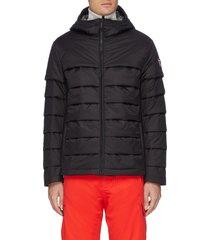 'hyperdiago' textured jacket