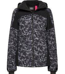 pw wavelite jacket outerwear sport jackets svart o'neill