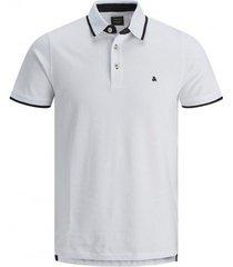 polo shirt korte mouw jack jones jjepaulos 12136668