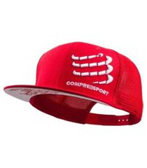 boné trucker cap compressport