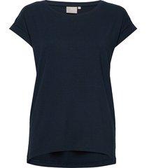 t-shirt s/s t-shirts & tops short-sleeved blå brandtex