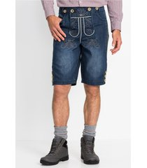 tiroler jeans bermuda, regular fit
