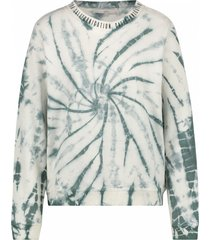 aaiko sweatshirt tezz co groen