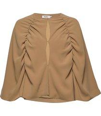 brook jacket zomerjas dunne jas beige stylein