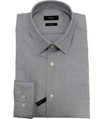 gemakkelijk te strijken slim fit overhemd model isko 50440401