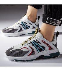 zapatillas deportivas con plataforma para hombre zapatos vulcanizados