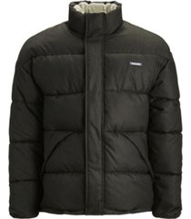 jack & jones men's frank puffer jacket