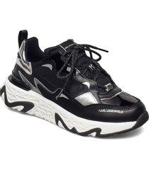 blaze sneakers skor svart karl lagerfeld shoes