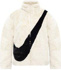 faux-fur jacket