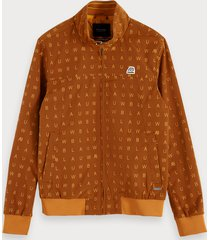 scotch & soda harringtonjack