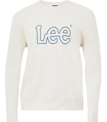 sweatshirt basic crew logo sws