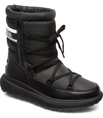 w isolabella court shoes boots ankle boots ankle boot - flat svart helly hansen