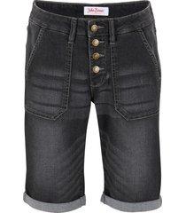 bermuda di jeans multistretch () - john baner jeanswear
