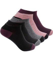 laundry by shelli segal women's low cut ankle socks, 6 pack