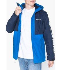 columbia timberturner jacket jackor blue