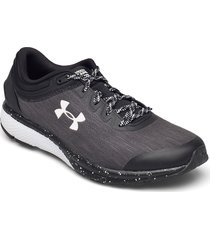 ua charged escape 3 evo shoes sport shoes running shoes svart under armour