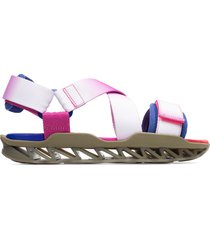 camper lab bernhard willhelm, sandalias mujer, rosa/blanco/azul, talla 41 (eu), k201072-001