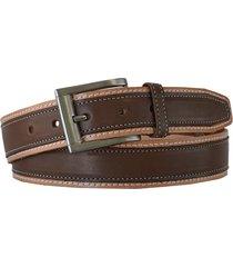 cinturón marrón briganti cairo