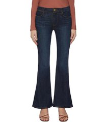 'le pixie high flare' jeans
