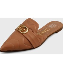 slipper camel vizzano