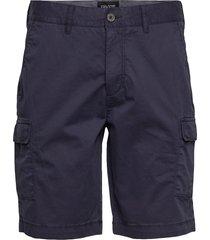 cargo shorts shorts cargo shorts blå lyle & scott