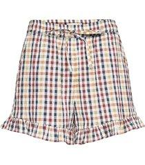 ida shorts shorts flowy shorts/casual shorts blå lollys laundry