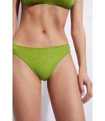 calzedonia swimsuit bottom las vegas woman green size 5