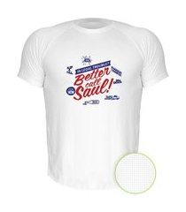 camiseta air nerderia e lojaria bcs slogan branca