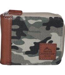 expedition ii huntington gear rfid zip-around wallet