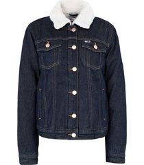 tommy jeans denim outerwear