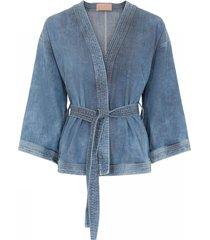 gwen denim kimono blazer 41201/6653