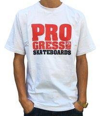 camiseta progress- pgs - pro skateboards