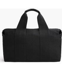 montecito textured nylon weekend bag