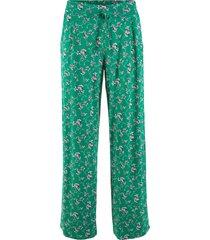 pantaloni a palazzo (verde) - bpc bonprix collection