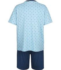 pyjamas roger kent 1 bordeaux, 1 ljusblå