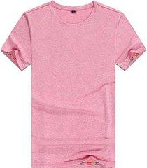 hombres deporte de secado rápido camisetas