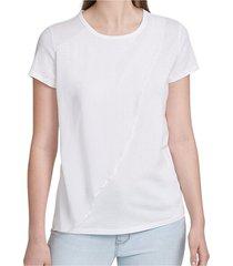 blouse crew neck