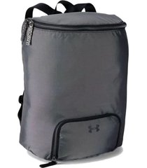 mochila gris under armour midi backpack