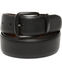 perry ellis portfolio men's reversible dress belt