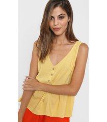 blusa amarilla nano nicky