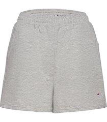 women edel shorts high waist shorts flowy shorts/casual shorts grå fila