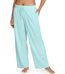 jockey plus size everyday essentials cotton pajama pants