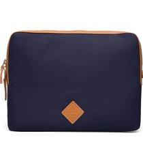 d1. house of gant laptop sleeve computertas tas blauw gant