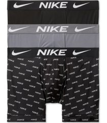 nike men's 3-pack essential micro boxer briefs
