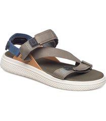 crushion st sndl shoes summer shoes sandals grön palladium