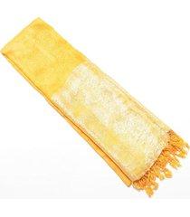 estola  para mujer amarillo-1278
