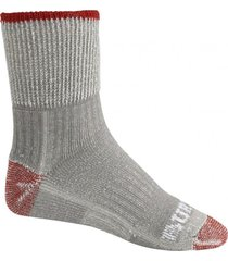 calcetin wool hiker sock gris burton