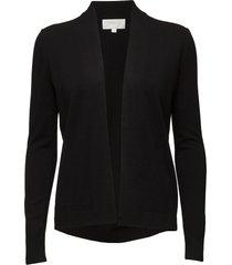 ronja cardigan gebreide trui cardigan zwart inwear