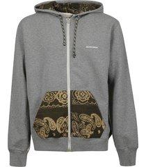 golden goose matthew zip hoodie